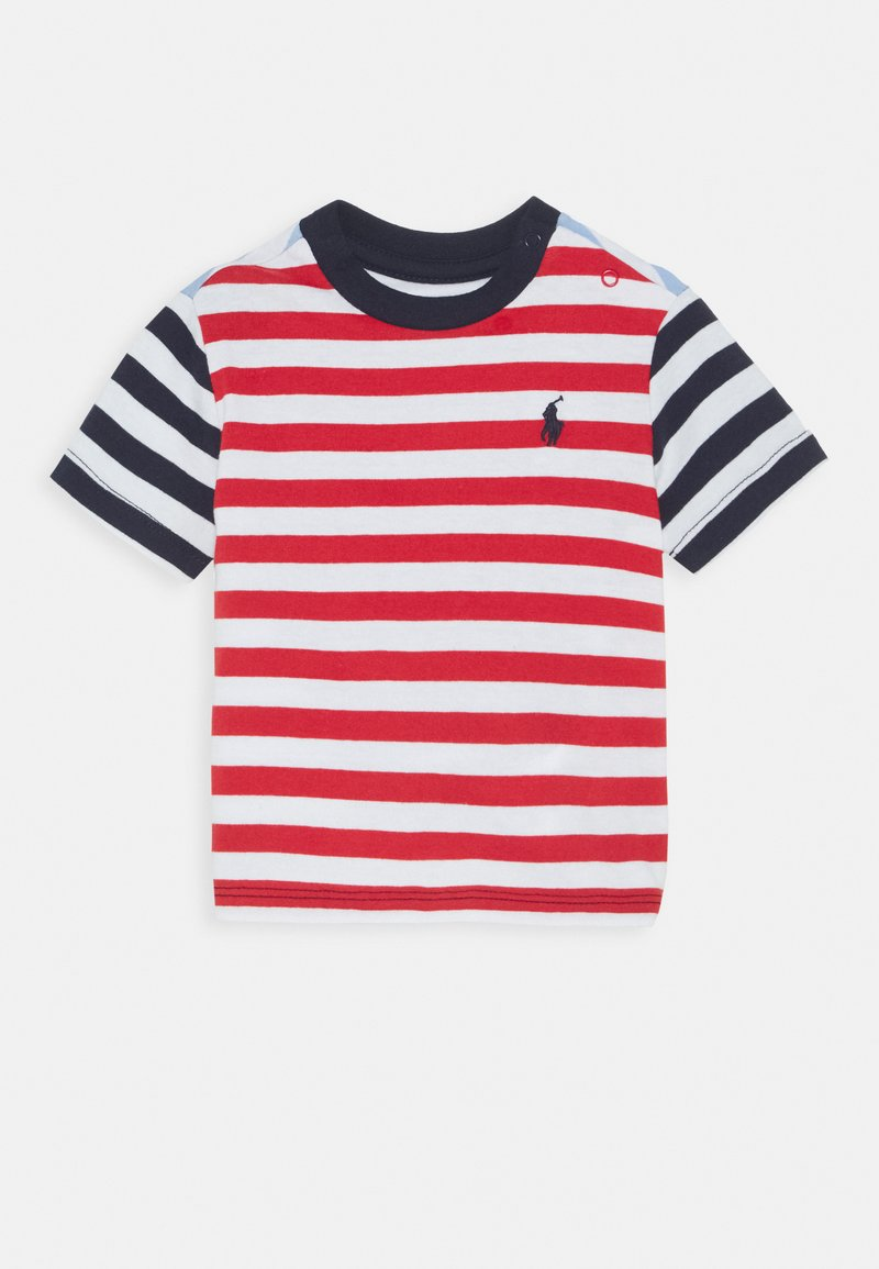 Polo Ralph Lauren - Print T-shirt - evening post red/multi