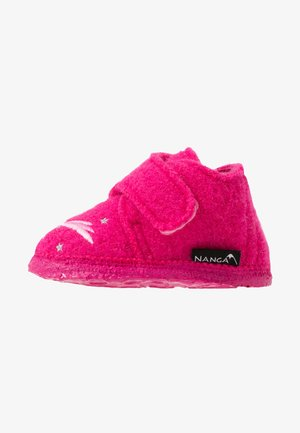 LITTLE UNICORN - Slippers - rosa