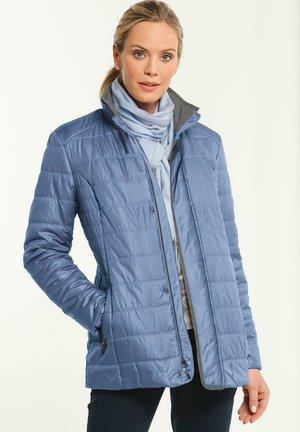 MIT VIELEN DETAILS - Light jacket - blau