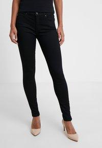 HUGO - CHARLIE - Jeans Skinny Fit - black - 0