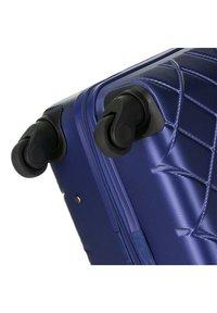 Wittchen - Wheeled suitcase - dunkelblau - 6