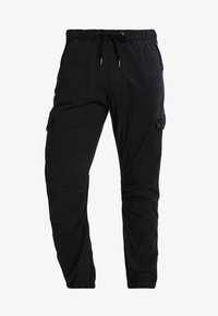 INDICODE JEANS - LEVI - Cargo trousers - black - 5