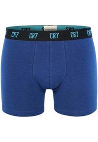 Cristiano Ronaldo CR7 - 6 PACK TRUNKS - Pants - purple/turquoise - 4