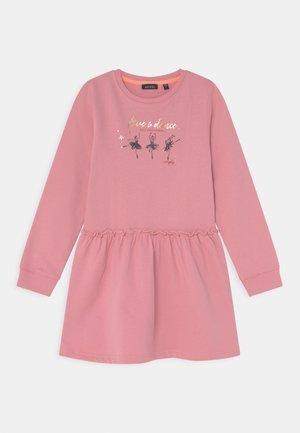 KIDS GIRLS DRESS - Day dress - mauve