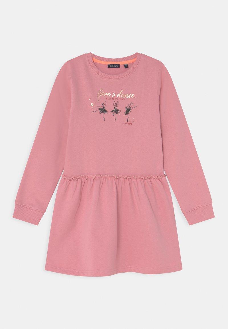 Blue Seven - KIDS GIRLS DRESS - Day dress - mauve