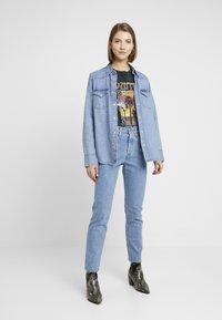 Levi's® - 501® CROP - Straight leg jeans - tango beats - 1