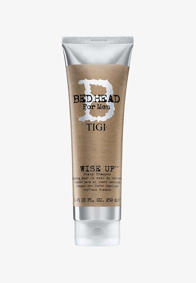 Tigi - BED HEAD WISE UP SCALP SHAMPOO 250ML - Shampoo - neutral