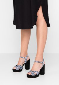 mint&berry - High heeled sandals - multicolor - 0