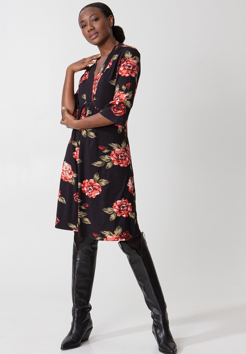 Indiska - SAY - Korte jurk - multi