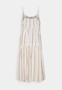 YAS - YASTRIMLA STRAP DRESS  - Korte jurk - tapioca - 7