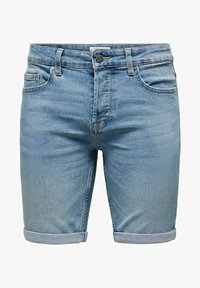 Only & Sons - Jeansshorts - blue denim - 5