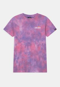 Ellesse - DEANI - Print T-shirt - pink/purple - 0