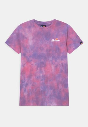 DEANI - Print T-shirt - pink/purple