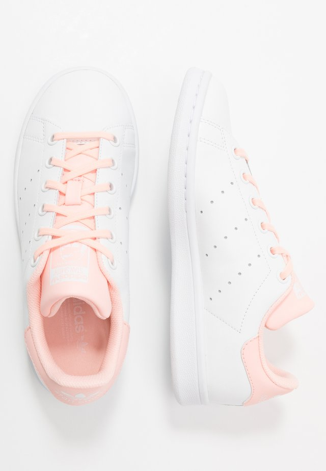 STAN SMITH - Sneakers basse - footwear white/haze coral