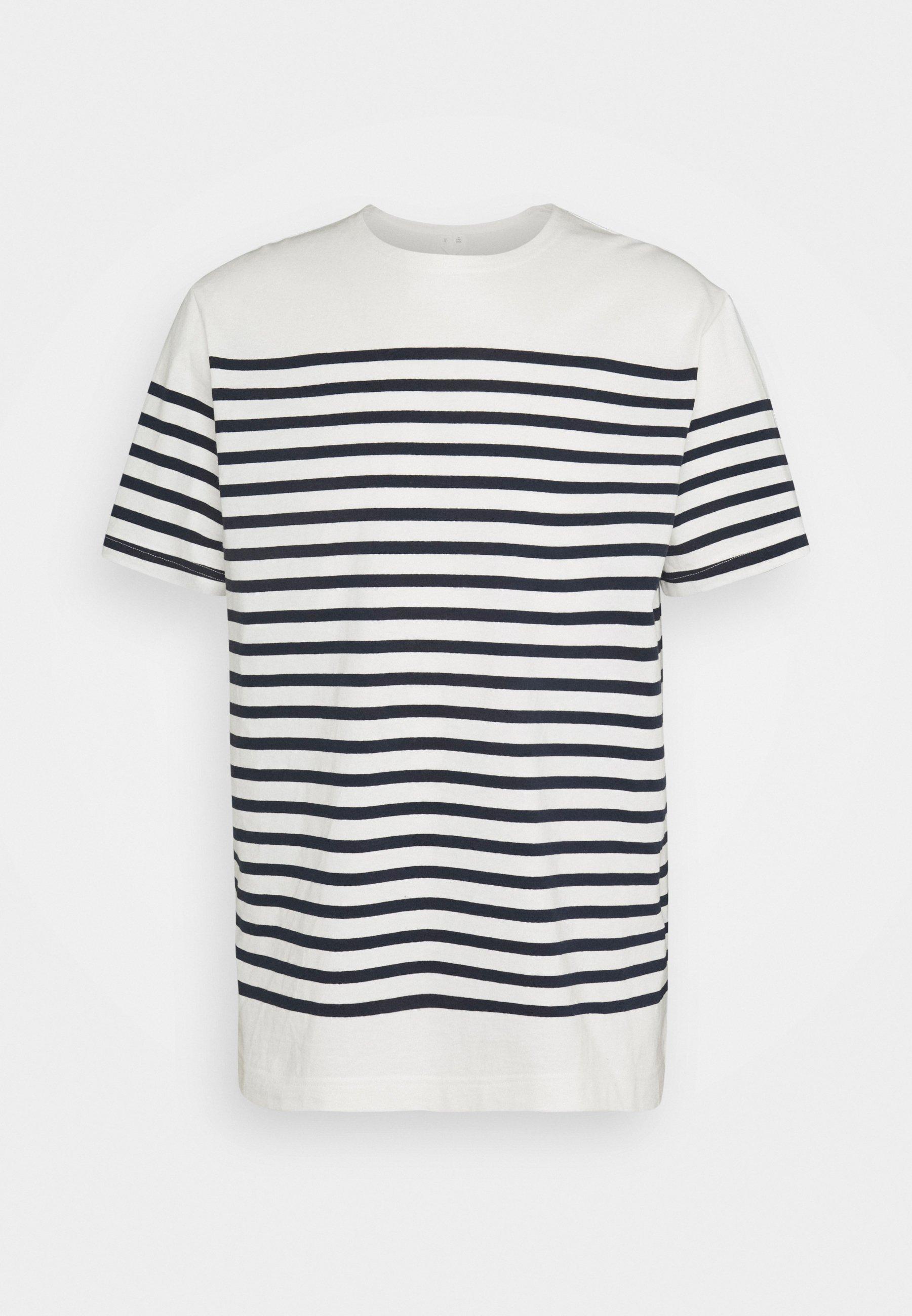 Homme STRIPES - T-shirt basique