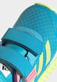adidas Performance - LEGO® - Zapatillas de running estables - turquoise - 5