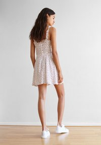 PULL&BEAR - Day dress - white