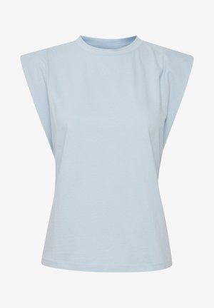 IXTILLE - Basic T-shirt - cashmere blue