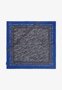 Betty Barclay - TUCH MIT PRINT - Scarf - blue black - 1