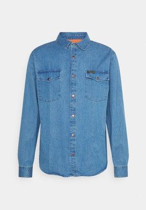 MORGAN - Shirt - ocean blue