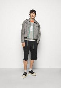 Viktor&Rolf - THE PRINCE OF WALES KANGAROO JACKET - Summer jacket - grey - 1