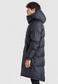 khujo - PERUN - Winter coat - schwarz print - 3