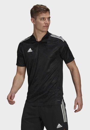 CONDIVO 21 PRIMEBLUE JERSEY - Print T-shirt - black