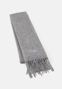 Barbour - PLAIN SCARF UNISEX - Scarf - light grey marl - 1