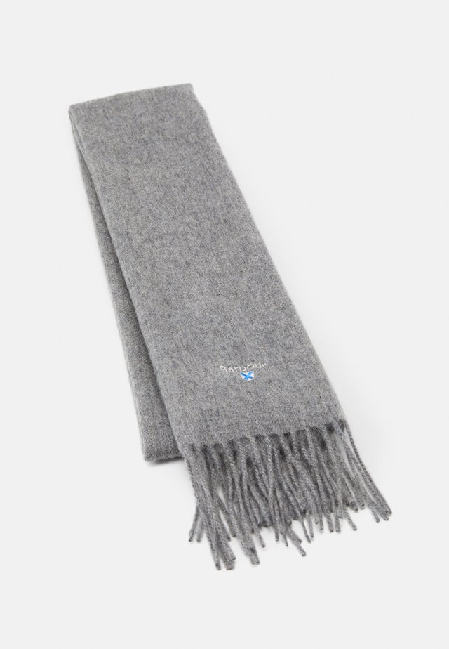 PLAIN SCARF UNISEX - Šála - light grey marl