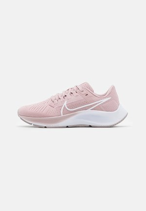 AIR ZOOM PEGASUS 38 - Neutral running shoes - champagne/white/barely rose/arctic pink