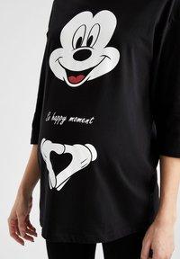 DeFacto - DISNEY - Long sleeved top - black - 4