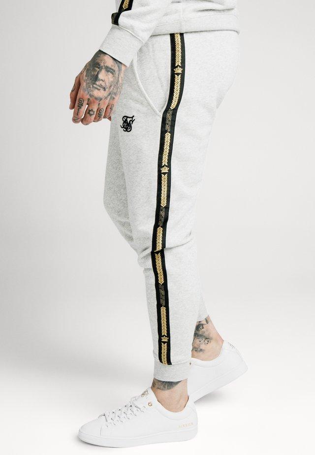 PRESTIGE JOGGERS - Pantalones deportivos - grey marl