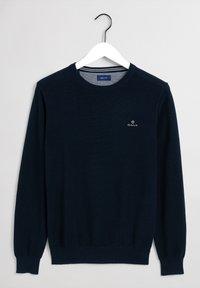 GANT - PLUS CREW - Jumper - evening blue - 6