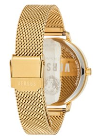 Versus Versace - LA VILLETTE  - Watch - silver/yellow gold - 2