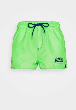 BMBX-SANDY-REV - Swimming shorts - neon green