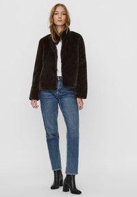 Vero Moda - Winter jacket - chocolate plum - 1