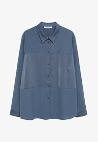 Violeta by Mango - Button-down blouse - blau - 4