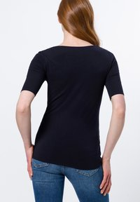 zero - Basic T-shirt - dark blue - 1