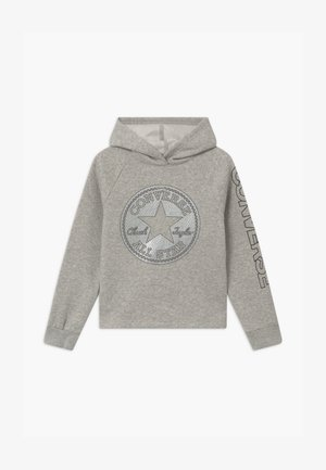 FAUX SEQUIN HOODIE - Sweat à capuche - lunar rock
