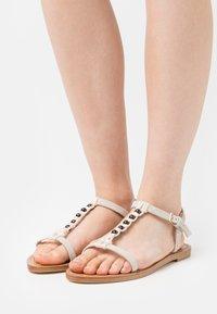 Alberta Ferretti - Sandals - beige - 0