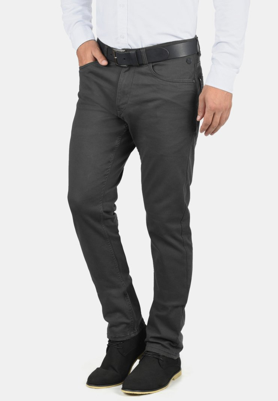 Blend - SATURN - Trousers - ebony grey