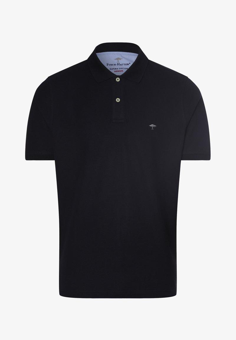 Fynch-Hatton - Polo shirt - marine