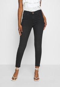River Island Petite - Jeans Skinny Fit - black - 0