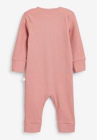 Next - Sleep suit - pink - 4
