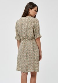 Minus - MINA  - Day dress - matcha flower print - 2