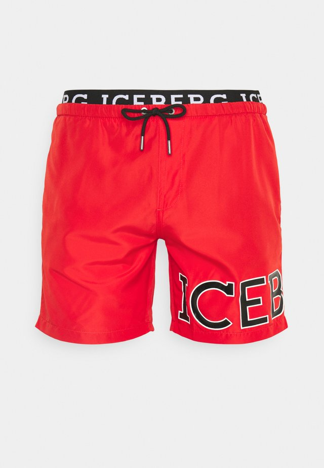 MEDIUM - Shorts da mare - red