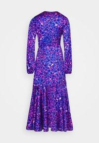 Cras - HARPER DRESS - Długa sukienka - malina - 1