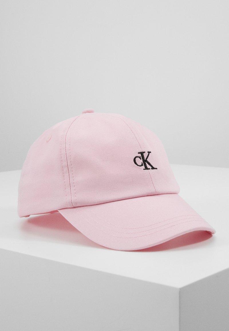 Calvin Klein Jeans - MONOGRAM BASEBALL - Kšiltovka - pink