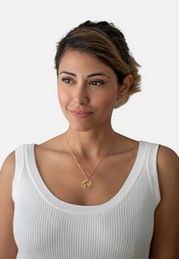Heideman - WELTKUGEL GLOBUS - Necklace - gold-coloured - 0