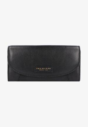 CAMILLA - Wallet - black-gold